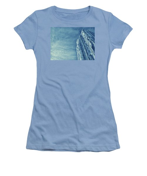 Wrapped Cathedral Women's T-Shirt (Junior Cut) by John Hansen