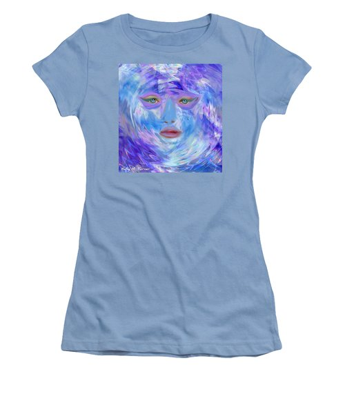 Blue Waters Women's T-Shirt (Athletic Fit)