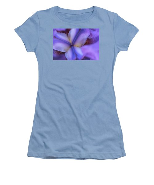 Getting Intimate With Iris Women's T-Shirt (Athletic Fit)