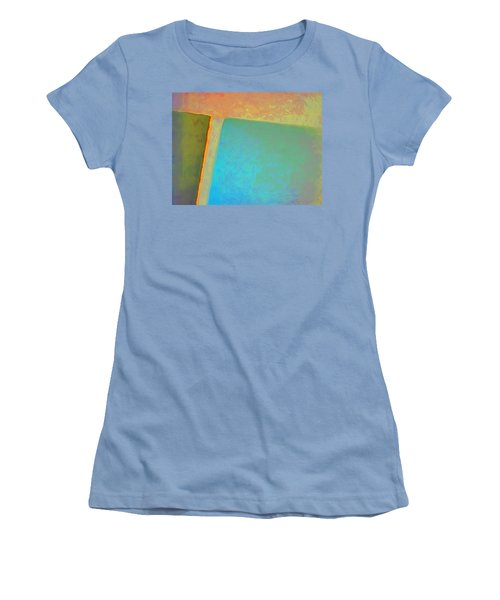 Women's T-Shirt (Junior Cut) featuring the digital art My Love by Richard Laeton