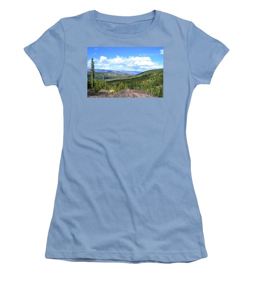 Rocky Mountain National Park2 Women's T-Shirt (Athletic Fit)