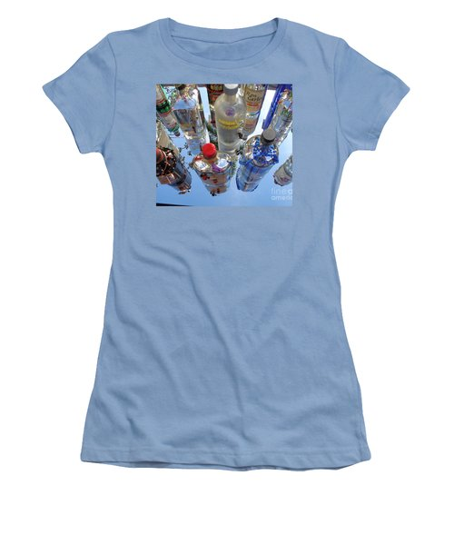 Set Em Up Joe Women's T-Shirt (Junior Cut) by Irma BACKELANT GALLERIES