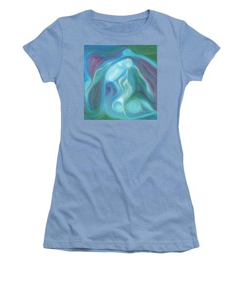 Untitled Women's T-Shirt (Junior Cut) by Sheridan Furrer