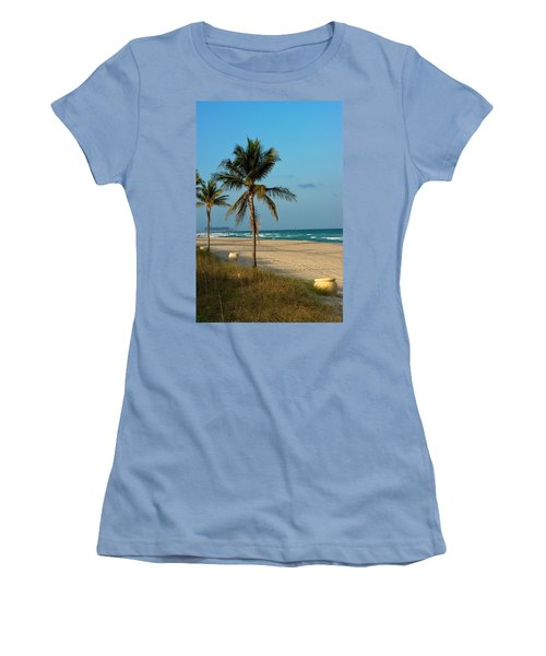 Women's T-Shirt (Junior Cut) featuring the photograph Voyage by Joseph Yarbrough
