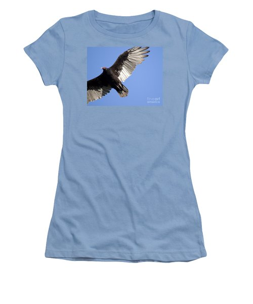 Vulture Women's T-Shirt (Athletic Fit)