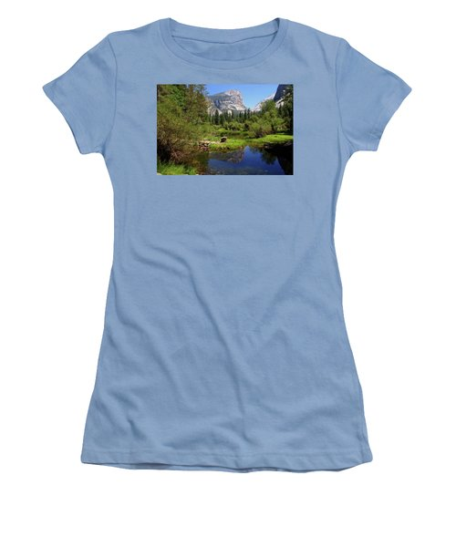 @ Yosemite Women's T-Shirt (Athletic Fit)