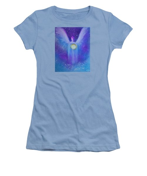 Angel Light Women's T-Shirt (Athletic Fit)