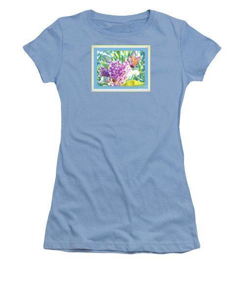 Butterfly Day 2 Women's T-Shirt (Athletic Fit)