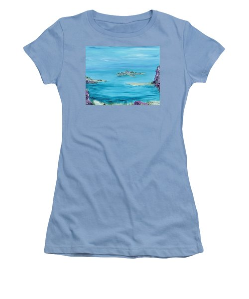 Ethereal Women's T-Shirt (Athletic Fit)