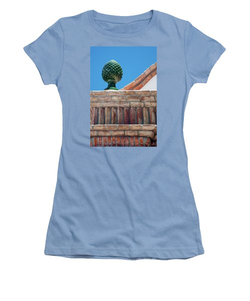 Finial Women's T-Shirt (Athletic Fit)