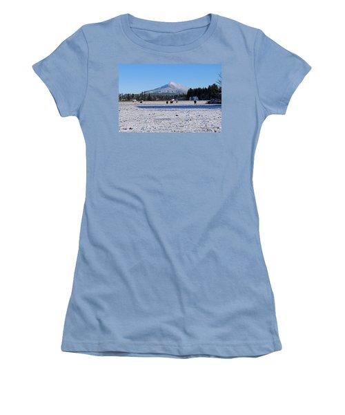 Mt. Pilchuck Women's T-Shirt (Athletic Fit)