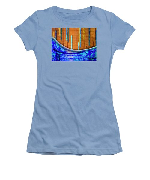 Women's T-Shirt (Junior Cut) featuring the photograph Nothing Is True by Paul Wear