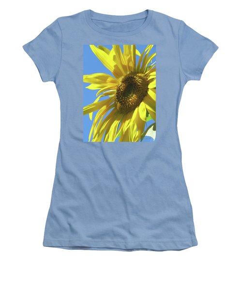 Sunshine In The Garden 28 Women's T-Shirt (Junior Cut) by Brooks Garten Hauschild