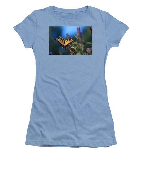 Summer Flight Women's T-Shirt (Athletic Fit)