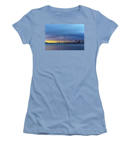 Seattle Women's T-Shirt (Athletic Fit)