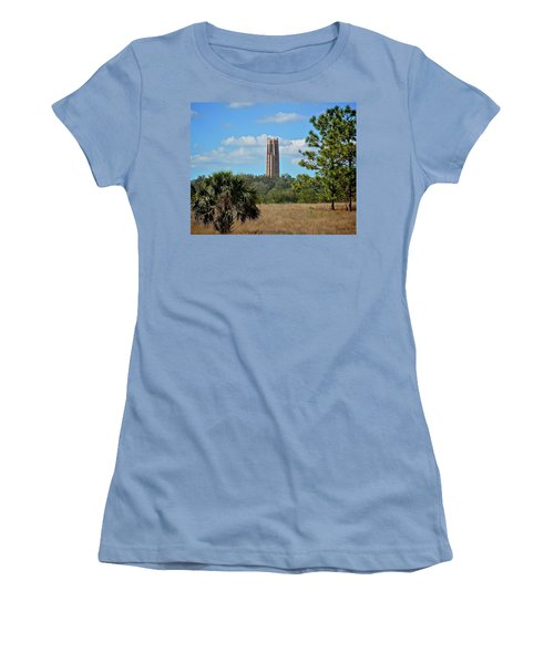 Bok Tower Women's T-Shirt (Athletic Fit)