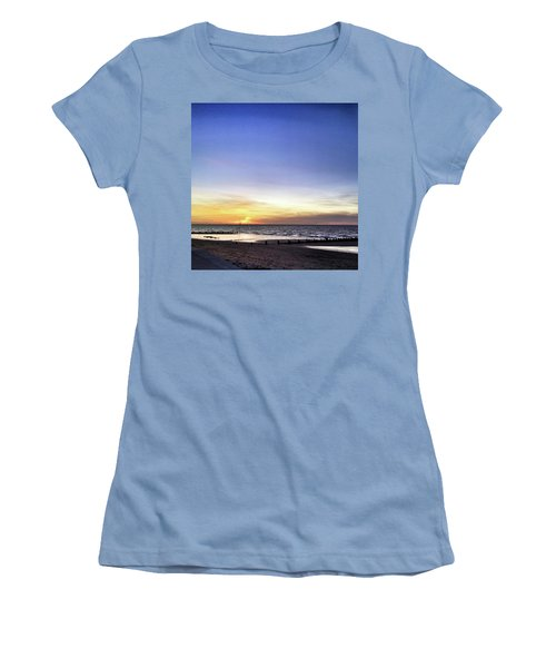 Instagram Photo Women's T-Shirt (Junior Cut) by John Edwards