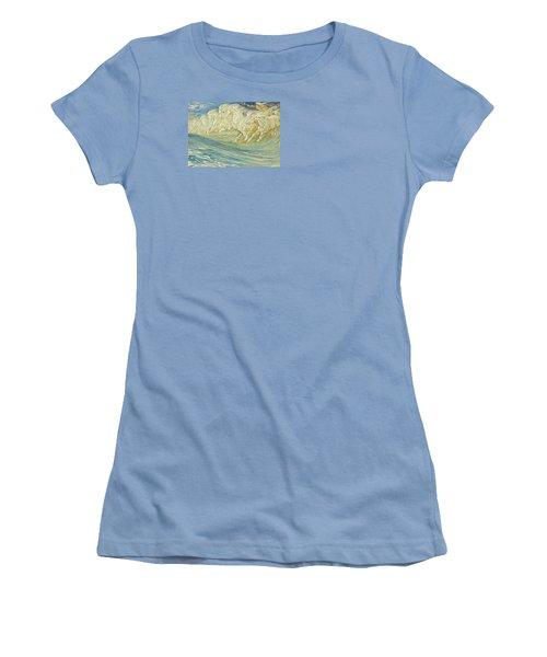 Neptune's Horses Women's T-Shirt (Athletic Fit)