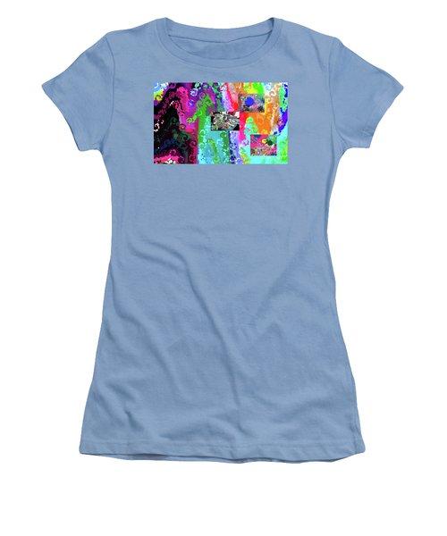 8-3-2057d Women's T-Shirt (Athletic Fit)