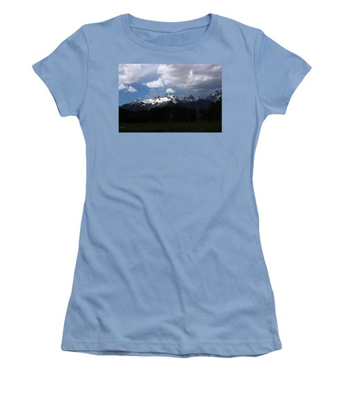 A Glimmer Of Sunshine Women's T-Shirt (Athletic Fit)