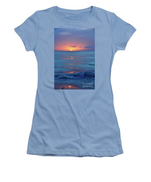 A Perfect Finish Women's T-Shirt (Athletic Fit)