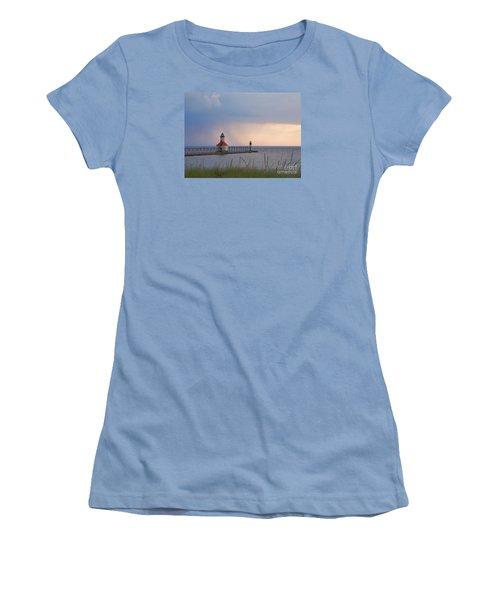 A Quiet Wonder Women's T-Shirt (Junior Cut) by Ann Horn