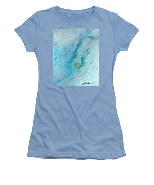 Abstract 200907 Women's T-Shirt (Athletic Fit)