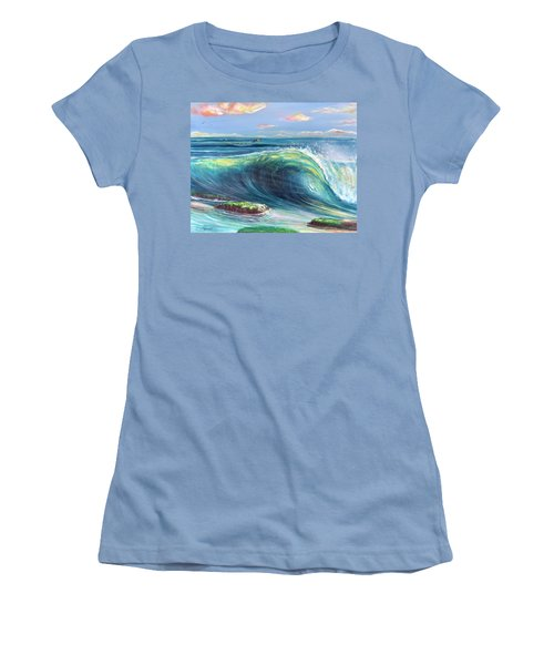Afternoon Delight Women's T-Shirt (Athletic Fit)