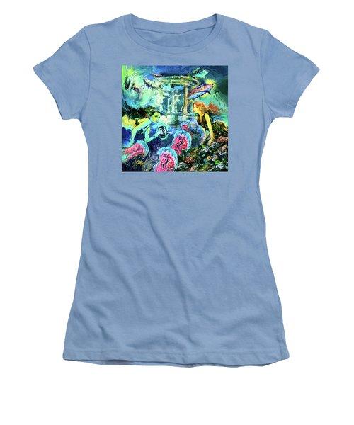 Alantis Women's T-Shirt (Athletic Fit)