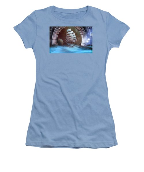 Alternate Perspectives Women's T-Shirt (Athletic Fit)