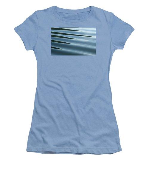 Women's T-Shirt (Junior Cut) featuring the photograph Aquarius by Cathie Douglas