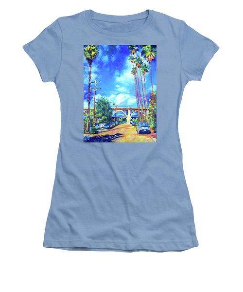 Arroyo Palms Women's T-Shirt (Athletic Fit)