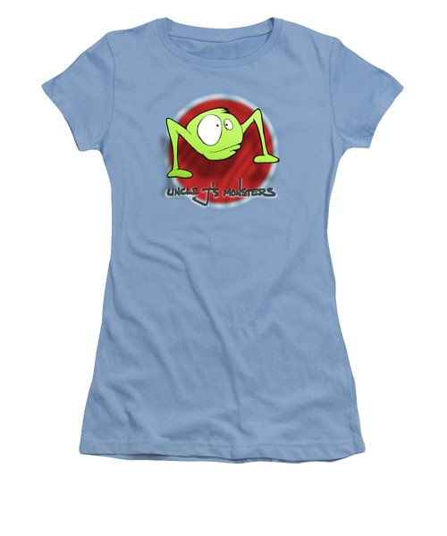 Ramble Women's T-Shirt (Junior Cut) by Uncle J's Monsters