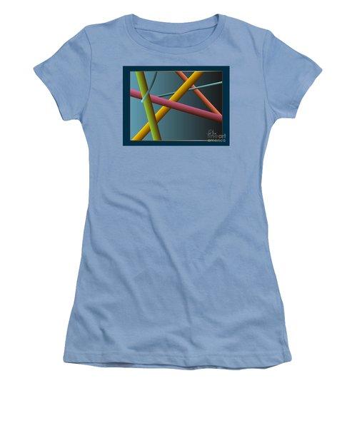 Assumption Women's T-Shirt (Junior Cut) by Leo Symon