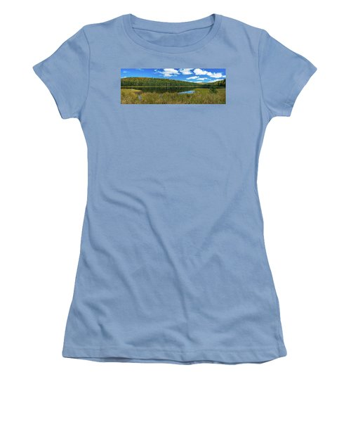 Autumn Afternoon Women's T-Shirt (Athletic Fit)