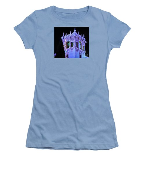 Balboa Park December Nights Celebration Details Women's T-Shirt (Junior Cut)
