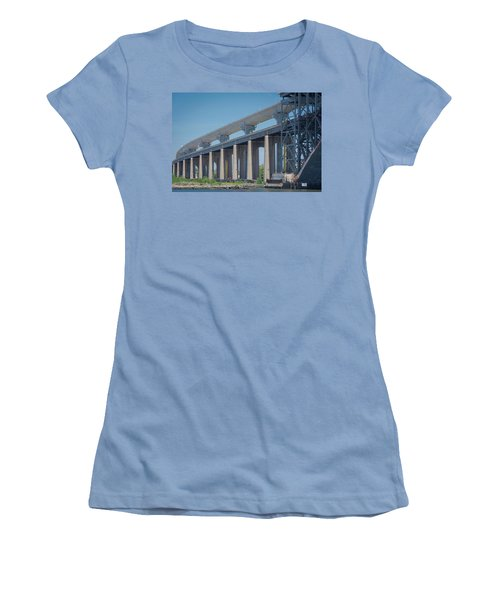 Bayonne Bridge Raising #5 Women's T-Shirt (Athletic Fit)