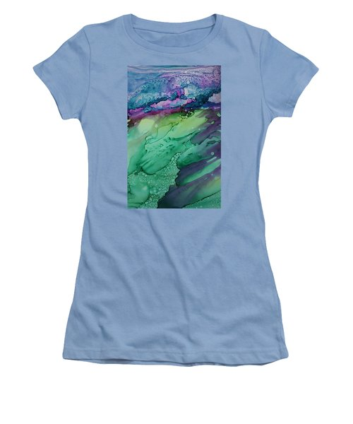 Beachfroth Women's T-Shirt (Athletic Fit)