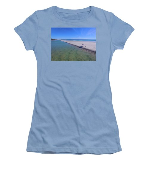Beautiful One Day And Perfect The Next Women's T-Shirt (Athletic Fit)