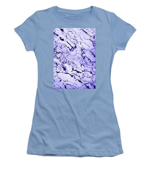 Beauty In Texture Women's T-Shirt (Athletic Fit)