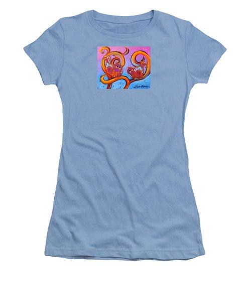 Because I'm Rachel Dammit Birdys Women's T-Shirt (Athletic Fit)