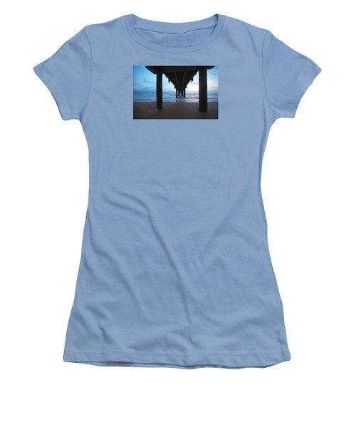 Before The Dawn Women's T-Shirt (Junior Cut) by Robert Och