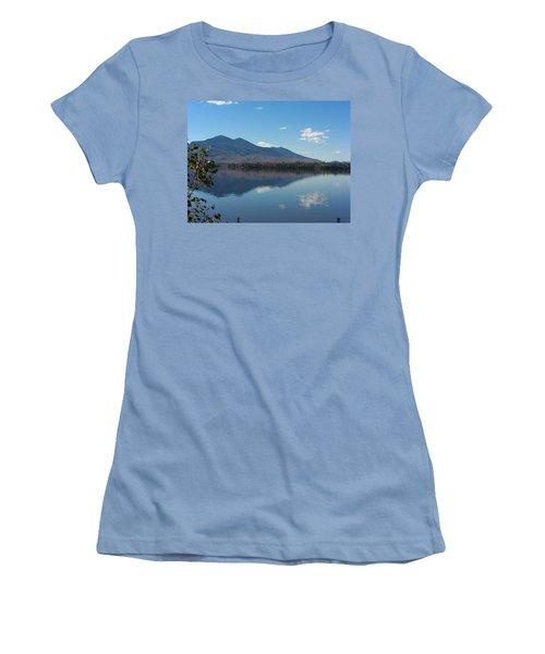 Bigelow Mt View Women's T-Shirt (Athletic Fit)