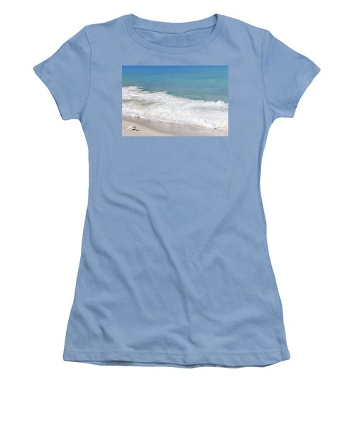 Bimini Wave Sequence 6 Women's T-Shirt (Athletic Fit)