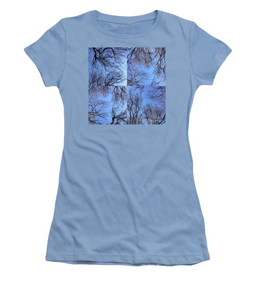 Branches Women's T-Shirt (Junior Cut) by Nora Boghossian