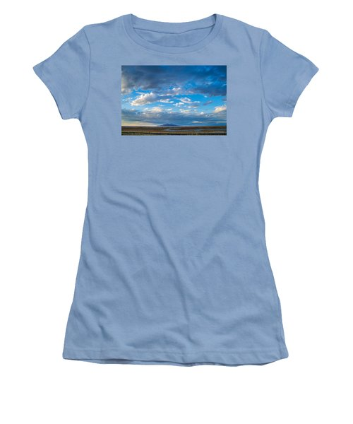 Breathtaking Nature Women's T-Shirt (Athletic Fit)