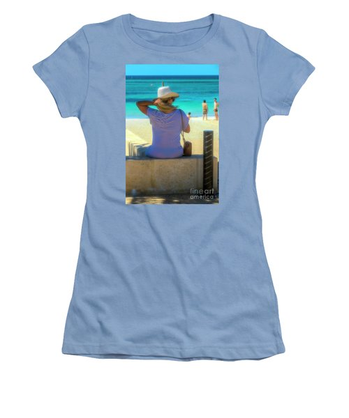 Breezy Day Women's T-Shirt (Athletic Fit)