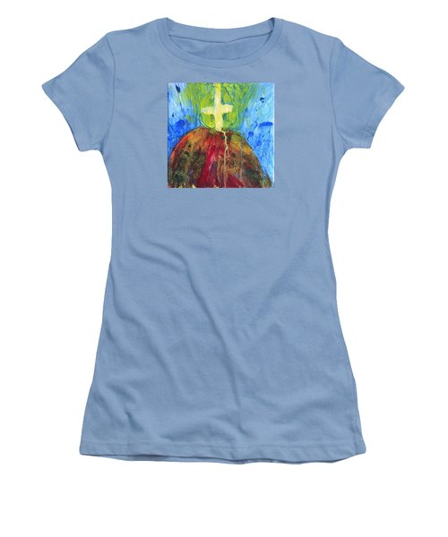 Calvary Women's T-Shirt (Junior Cut)