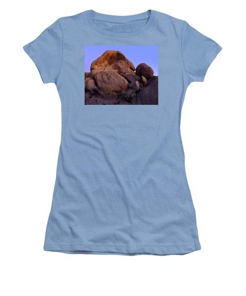 Cap Rock Women's T-Shirt (Athletic Fit)