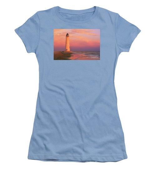 Cape Saint George Lighthouse - Fs000117 Women's T-Shirt (Athletic Fit)